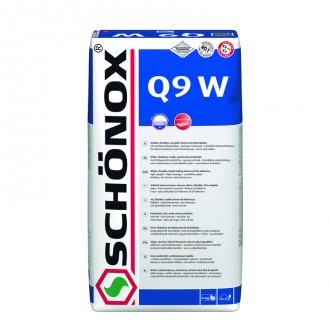 Schönox Q9W 25 kg Universalkleber weiß