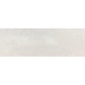 Wandfliese 20x60x1 weiß matt rustik