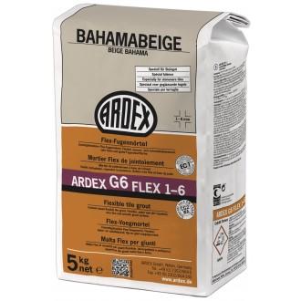Ardex G6 Fugenmörtel Flex 5kg bahamab.
