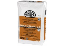 Ardex G4 Fugenmörtel Basic 12,5kg br.weiá