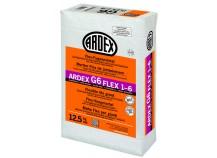 Ardex G6 Fugenmörtel Flex 12,5kg silbergr.