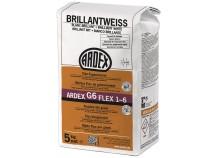 Ardex G6 Fugenmörtel Flex 5kg brillantw.