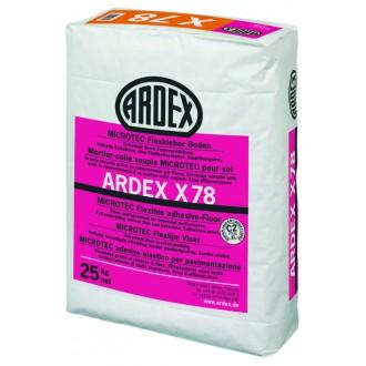 Ardex X78 MICROTEC Flexkleber Boden 25kg