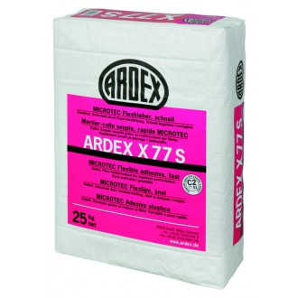 Ardex X77S MICROTEC Flexkl.schnell(25kg)