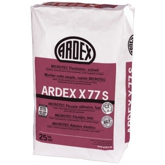 ARDEX X77S MICROTEC FLEXKL.SCHNELL 25 KG