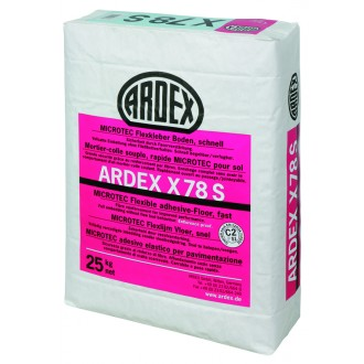 ARDEX X78S MICROTEC FLEXKL. BODEN 25 KG