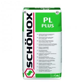 Schönox PL Plus 25 kg Reparaturmörtel