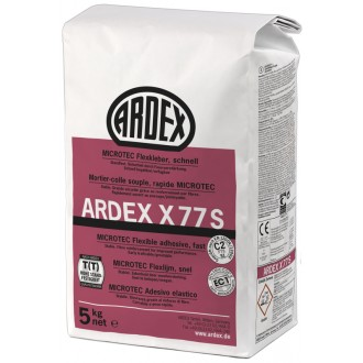 ARDEX X77S MICROTEC FLEXKL.SCHNELL 5 KG