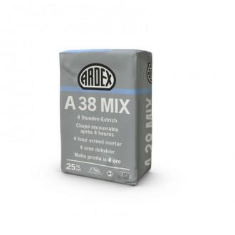 ARDEX A 38 MIX 4 STUNDEN-ESTRICH 25 KG