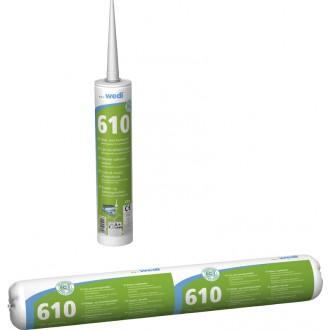 wedi 610 Kleb- und Dichtstoff 310ml