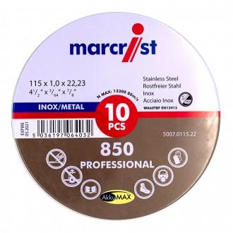 Trennscheiben Metall 115x1,0x22,23 mm