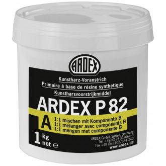 """ARDEX P 82 """"KOMP. A+B"""" JE 1 KG"""