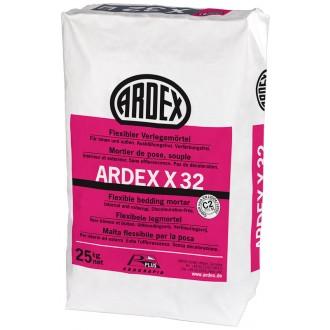 ARDEX X32 FLEXMÖRTEL C2FTS1 25 KG