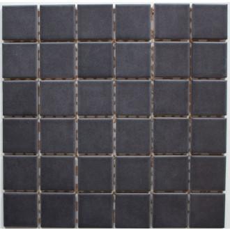 Mosaik 5x5 anthrazit