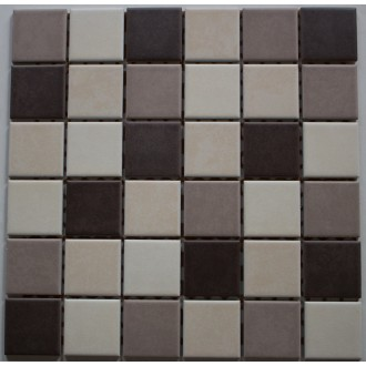 Mosaik 5x5 creme cappucino