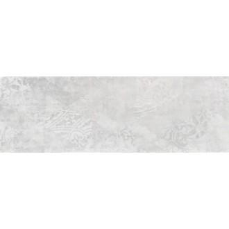 Wandfliese 20x60x1  weiß matt