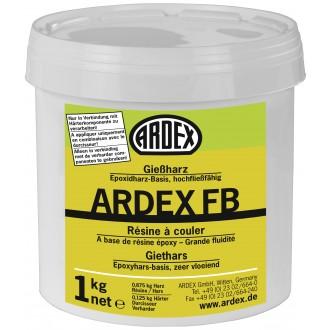 "Ardex FB (1kg) Gieáharz ""Komp. A+B"""