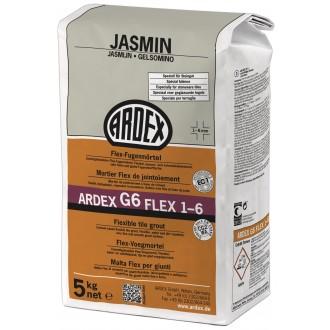 Ardex G6 Fugenmörtel Flex 5kg jasmin