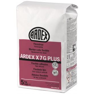 "Ardex X7G Plus (5kg) Flexmörtel ""C2TE"""