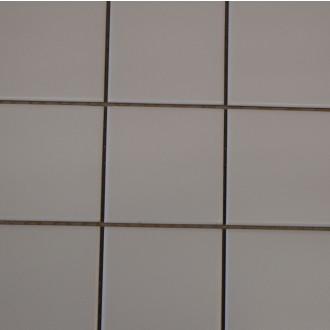 Mosaik 10x10x0,6 weiß