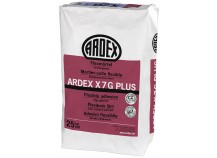 ARDEX X7G PLUS FLEXMÖRTEL 25 KG