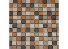 Mosaik 2x2x0,65 farbmix