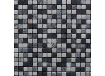 Mosaik 1,5x1,5 Nero-Mix