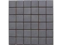 Mosaik 5x5 grau