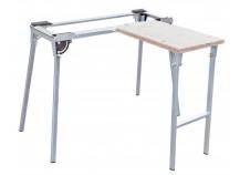 Arbeitstisch mit Erweiterung Höhe 800 mm