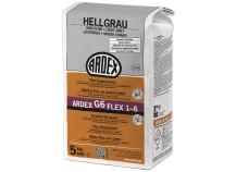 Ardex G6 Fugenmörtel Flex 5kg hellgrau
